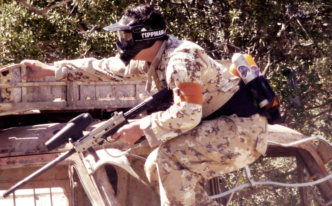 Los beneficios del paintball un deporte al aire libre for Megacampo paintball madrid oficinas madrid