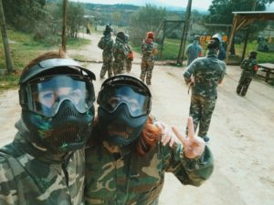 Paintball Madrid