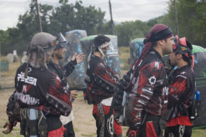 Equipo MG 8440 de paintball en Madrid