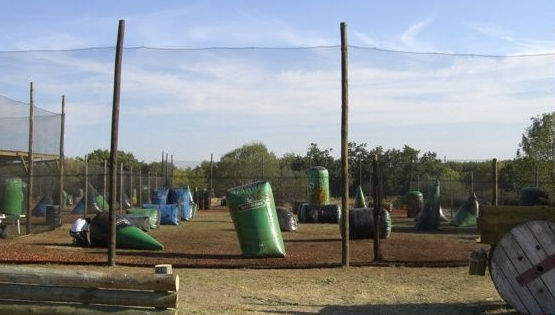 Torneos de Paintball Madrid
