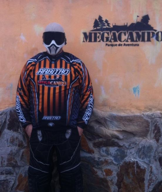 Equipamiento completo de Paintball Madrid