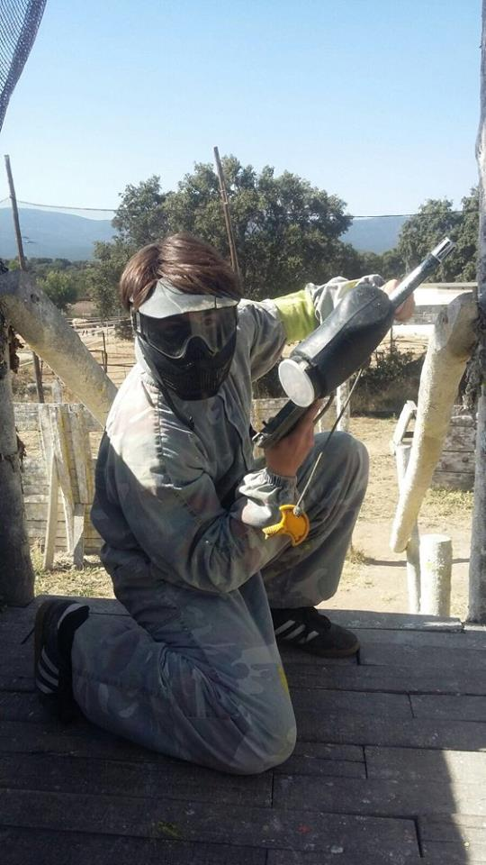 Cu les son las reglas de seguridad del paintball for Megacampo paintball madrid oficinas madrid