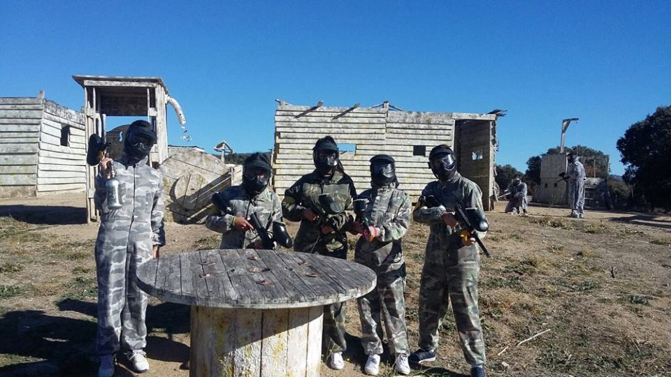 Tipos de juegos que puedes disfrutar en paintball for Megacampo paintball madrid oficinas madrid